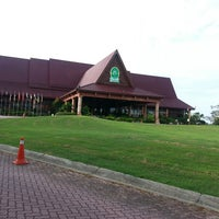 Photo taken at A'Famosa Golf & Country Resort by Kama K. on 5/10/2013