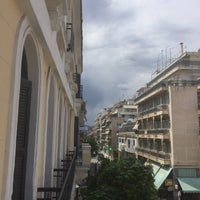 Photo taken at Arni Domotel Hotel Thessaly by Mark on 5/7/2016