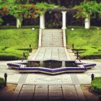 Photo taken at Perdana Botanical Garden by LukeDawam on 11/15/2012