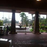 Photo taken at Bukit Jalil Golf & Country Resort (BJGCR) by Asyraf A. on 10/28/2013