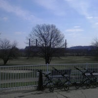 Photo taken at Langston Golf Course by Charles J. on 3/23/2013