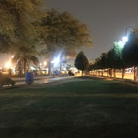 Photo taken at منتزه محمد بن القاسم by gray on 2/26/2018