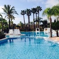 Photo taken at Hotel La Quinta Golf Resort & Spa Marbella by Hellen E. on 4/24/2015