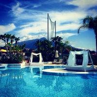 Photo taken at Hotel La Quinta Golf Resort & Spa Marbella by Hellen E. on 4/21/2015