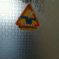 Photo taken at Fef Matematik Bölümü by Sena F. on 10/10/2014