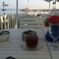 Photo taken at Çapari Bahçe Cafe by Şevketoglu H. on 5/20/2013