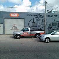 Photo taken at Woox Pinturas by Daniel C. on 2/21/2013