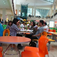 Photo taken at Food Court Terramall by Rosbin V. on 4/30/2013