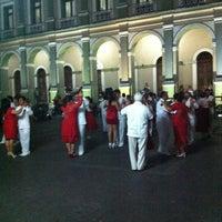 Photo taken at Palacio Municipal by Cinthya B. on 5/24/2013
