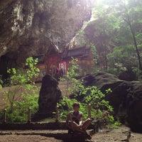 Photo taken at Khao Sam Roi Yot National Park Prachuap Khiri Khan Thailand by Victoria V. on 8/27/2015