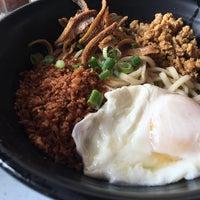 Photo taken at Restoran Super Kitchen Chilli Pan Mee (辣椒板面) by Yuffie on 4/2/2017