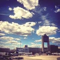 Photo taken at Boston Logan International Airport (BOS) by Adam Bouska on 6/5/2013