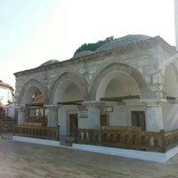 Photo taken at Sığacık Camii by Ömer S. on 11/27/2016