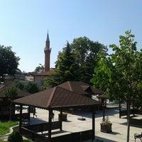 Photo taken at Ertuğrul Bey Camii by Ömer S. on 7/1/2014