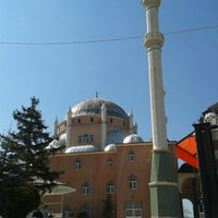 Photo taken at Nurtepe Camii by Ömer S. on 3/19/2014