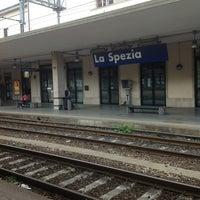 Foto scattata a Stazione La Spezia Centrale da Francesco T. il 5/21/2013