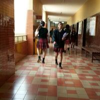 Photo taken at Instituto de la Vera-Cruz by Fanny C. on 10/21/2013