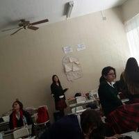 Photo taken at Instituto de la Vera-Cruz by Fanny C. on 1/30/2014