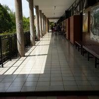 Photo taken at Instituto de la Vera-Cruz by Fanny C. on 10/7/2013