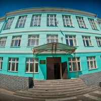 Photo taken at Школа № 12 by Ксения Б. on 3/7/2013