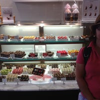 Photo taken at Godiva Chocolatier by Kinsey S. on 9/29/2013