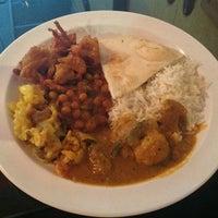 Photo taken at Sitara Indian Restaurant by Kinsey S. on 12/14/2013