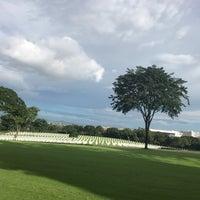 Foto tirada no(a) Manila American Cemetery and Memorial por Nonny C. em 11/14/2017