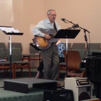 Photo taken at Lynnewood United Methodist Church by Peter on 6/1/2014