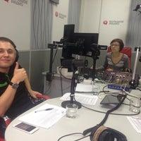 Photo taken at Большое Радио by Виолетта З. on 10/14/2016