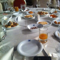 Photo taken at Uğur Plaza Hotel by ✔ Isa A. on 3/10/2013