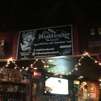 Photo taken at The Highlander by Daryl W. on 3/27/2013