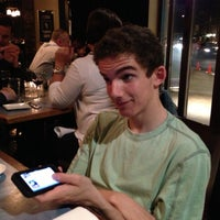 Photo taken at Danny's Steakhouse, Seafood, and Sushi Bar by Brian P. on 4/21/2013