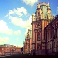 Снимок сделан в Музей-заповедник «Царицыно» пользователем Anastasiya L. 8/14/2013