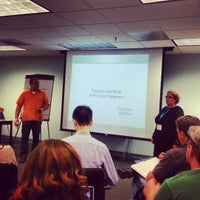 Photo taken at New Organizing Institute by Shaun D. on 4/25/2013
