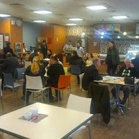 Photo taken at Acibadem Kafeterya by Ahmet Y. on 2/13/2013