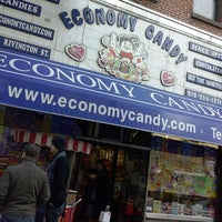 Photo taken at Economy Candy by Juan L. on 2/10/2013