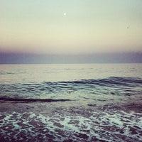Photo taken at Beach by Valeri K. on 8/18/2013