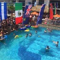 Photo taken at Ibiza Rocks Hotel by Naghmeh H. on 6/29/2017