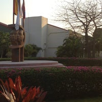 Photo taken at Universidad Cooperativa de Colombia by Luis H. on 2/18/2013