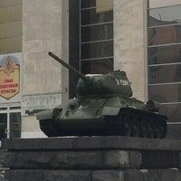 Photo taken at Центральный музей Вооруженных Сил by Сергей Ч. on 2/11/2013