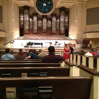 Photo taken at St. Andrew United Methodist Church by Leighann E. on 3/16/2013