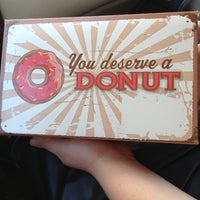 Photo taken at Stacy Donuts by Leighann E. on 8/5/2013
