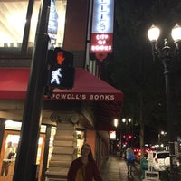 Photo taken at Powell's Books Orange Room by Abby P. on 6/9/2018
