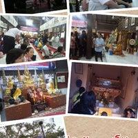Photo taken at วัดมโนธรรมมาราม (นางโน) by Charuwan P. on 12/29/2012