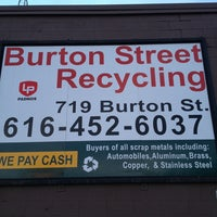 Photo taken at Burton Street Recycling And Supply by Josh B. on 3/21/2013