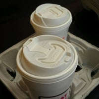 Photo taken at Dunkin Donuts by Carly J. on 3/10/2013