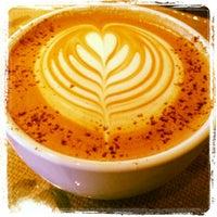 Photo taken at Kéan Coffee by Trissa A. on 3/30/2013