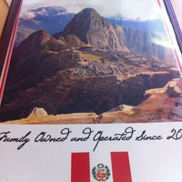 Machu Picchu Peruvian Cuisine Drew Park Tampa FL - Machu picchu tampa