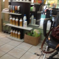 Photo taken at Mendez Beautiful Salon by Mauricio H. on 4/6/2013