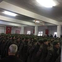 Photo taken at Ezine 3. Jandarma Eğitim Tabur Komutanlığı by Hakan Tansu K. on 1/12/2018